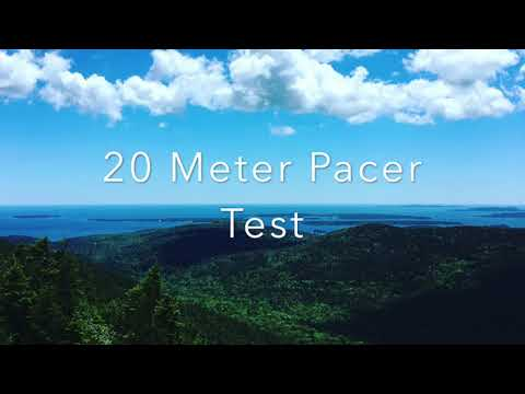 Fitnessgram 20 Meter Pacer Test 2018 Hip Hop Remix Full Length