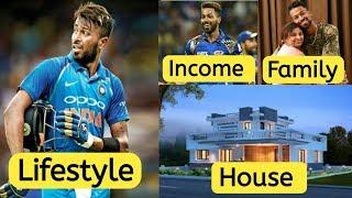 Hardik Pandya Lifestyle 2019 | Biography, House, Car, Real Life, Family, Net Worth