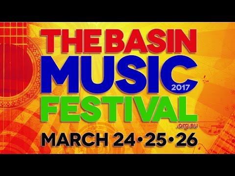 Sunday highlights at The Basin Music Festival 2017