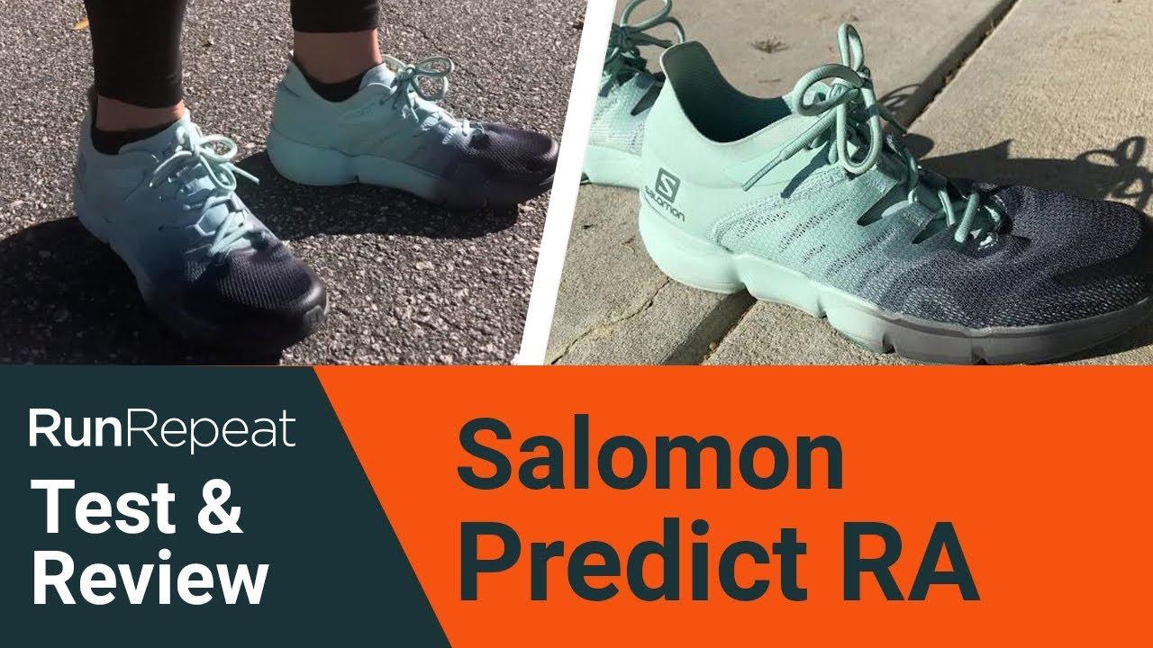 salomon predict ra review