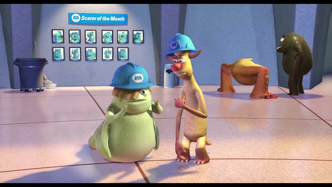 monsters inc 3d official trailer disney pixar hd youtube