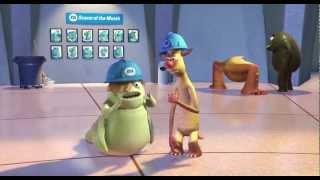 Monsters Inc 3D   Official Trailer   Disney Pixar   HD