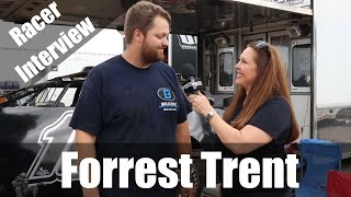 Interview with Race Car Driver Forrest Trent