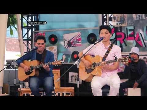 The Overtunes - Ku Ingin Kau Tahu (Live at Breakout)