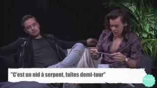 Harry Styles et Liam Payne jouent avec Sugarscape (FOUR Promo) - VOSTFR Traduction Française