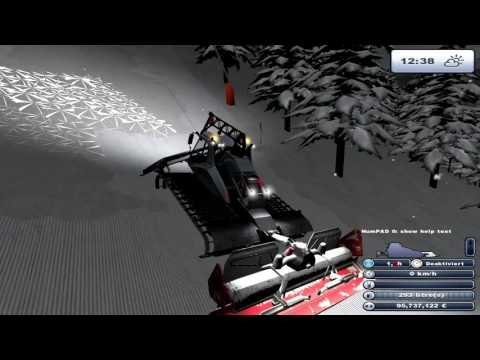 Damage Ski Region Simulator 2012