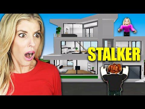 Stalker Found My Dream House in Brookhaven Roblox