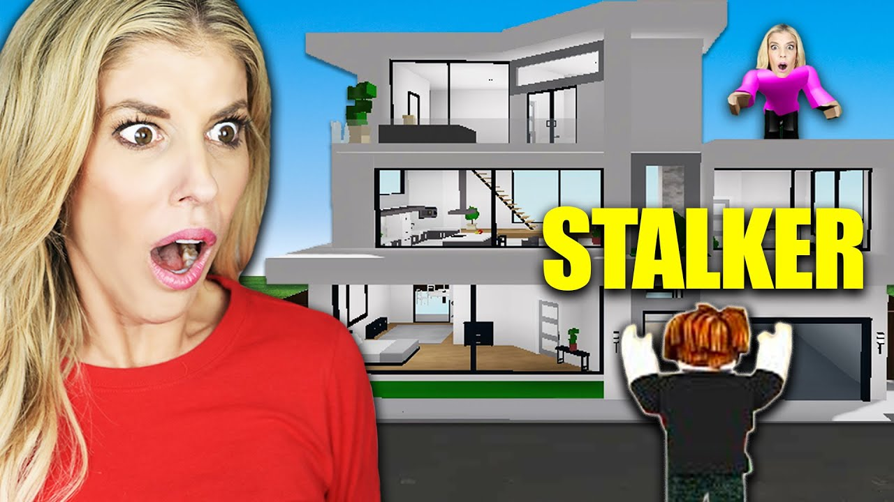 Download Stalker Found My Dream House in Brookhaven Roblox