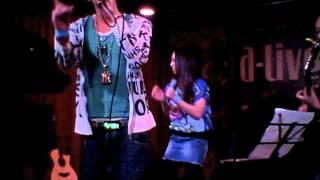 2011/10/17 Live show @ A-Life Roppongi, Tokyo Singing Sayulee x365 ...