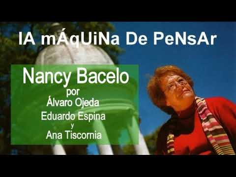 NANCY BACELO POR ÁLVARO OJEDA, EDUARDO ESPINA Y ANA TISCORNIA - LMDP  24.04.12