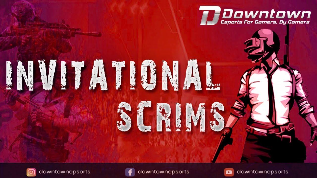 [தமிழ்] Downtown Esports Invitational Scrims | #PUBGMobile #DTScrims | Caster: #PurgeSlayer