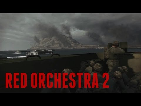 Red Orchestra 2 - MARINES AT IWO