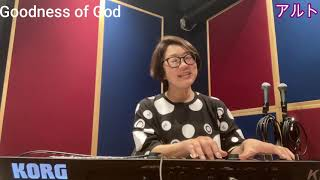 #13-1[Goodness of God]のはらヒロコ