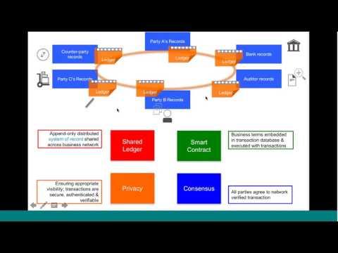 TechTalk Webinar: เริ่มต้นเขียน Application เชื่อมต่อกับ Blockchain กับ IBM