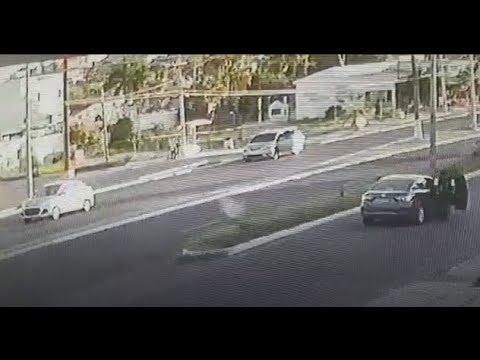Ejecución por sicarios en San Carlos Nuevo Guaymas 24 08 2017