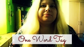 One Word Tag | CutePatzie