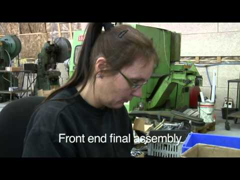 Manufacturing of a Sonic Silencer