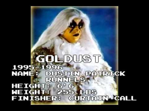 Goldust 1st Theme