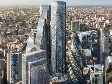 London & UNITED KINGDOM Future Mega Projects (2018-2030) - Is UK Back Again ?