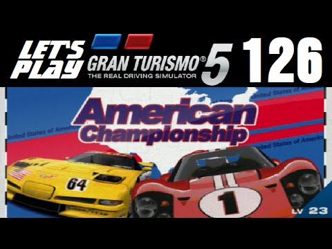 Let's Play Gran Turismo 5 - Part 126 - B-Spec American Championship