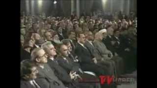 Tayyip Erdoğan, Fethullah Gülen, Muhsin Yazıcıoğlu ve Barış Manço'nun yıllar önceki görüntüleri