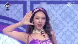 Twice No.1 Winner 2nd Week of October M Countdown (10/10/201…
