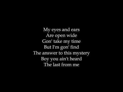 Elle Varner - Cold case (with lyrics in screen) New Music 2014
