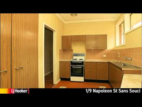 SOLD BY LJ Hooker Sans Souci - 1/9 Napoleon St Sans Souci NSW 2219 Australia.