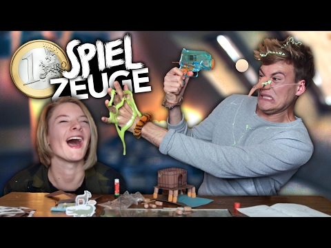 DIE SINNLOSESTEN 1€ SPIELZEUGE im Test   Joey's Jungle