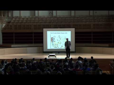 Living in a Changing World - April 10, 2013 - Dean Stauffer