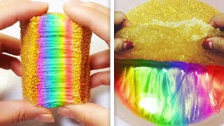The Most Satisfying Slime ASMR Videos | Relaxing Oddly Satisfying Slime 2019 | 474