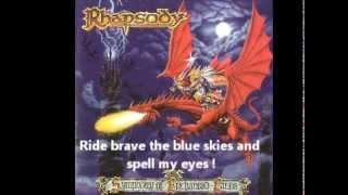 Rhapsody - Wisdom Of The Kings (with lyrics)