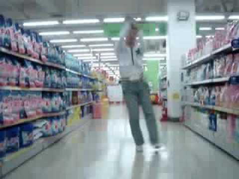 BoA - brand new beat (dance steps0