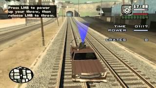 GTA - Minimal Skills 13 - San Andreas - (Ryder mission 2): Catalyst