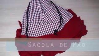 SACOLA DE PÃO com Tereza Lopes