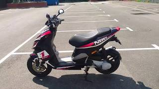 Video 2008 PIAGGIO NRG 50 DT SCOOTER MOPED 1 MATURE OWNER 8K MILES IMMACULATE NEW MOT download MP3, 3GP, MP4, WEBM, AVI, FLV September 2018