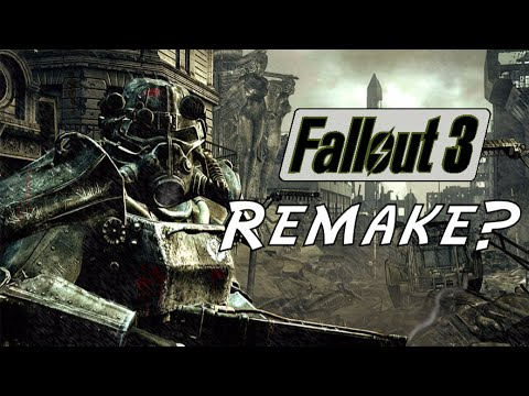 Fallout: 3 Remastered? | Fallout: 4 (PS4 Gameplay) |