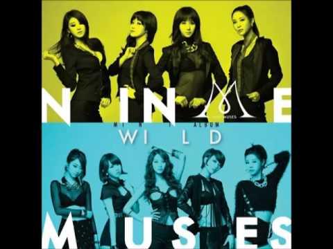 Nine Muses-Wild (Male Version)
