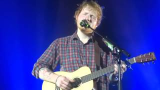 Ed Sheeran - Everything You Are/Kiss Me (Lyon)