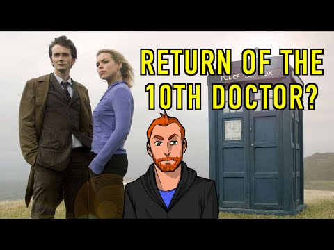David Tennant's Possible Return to Doctor Who