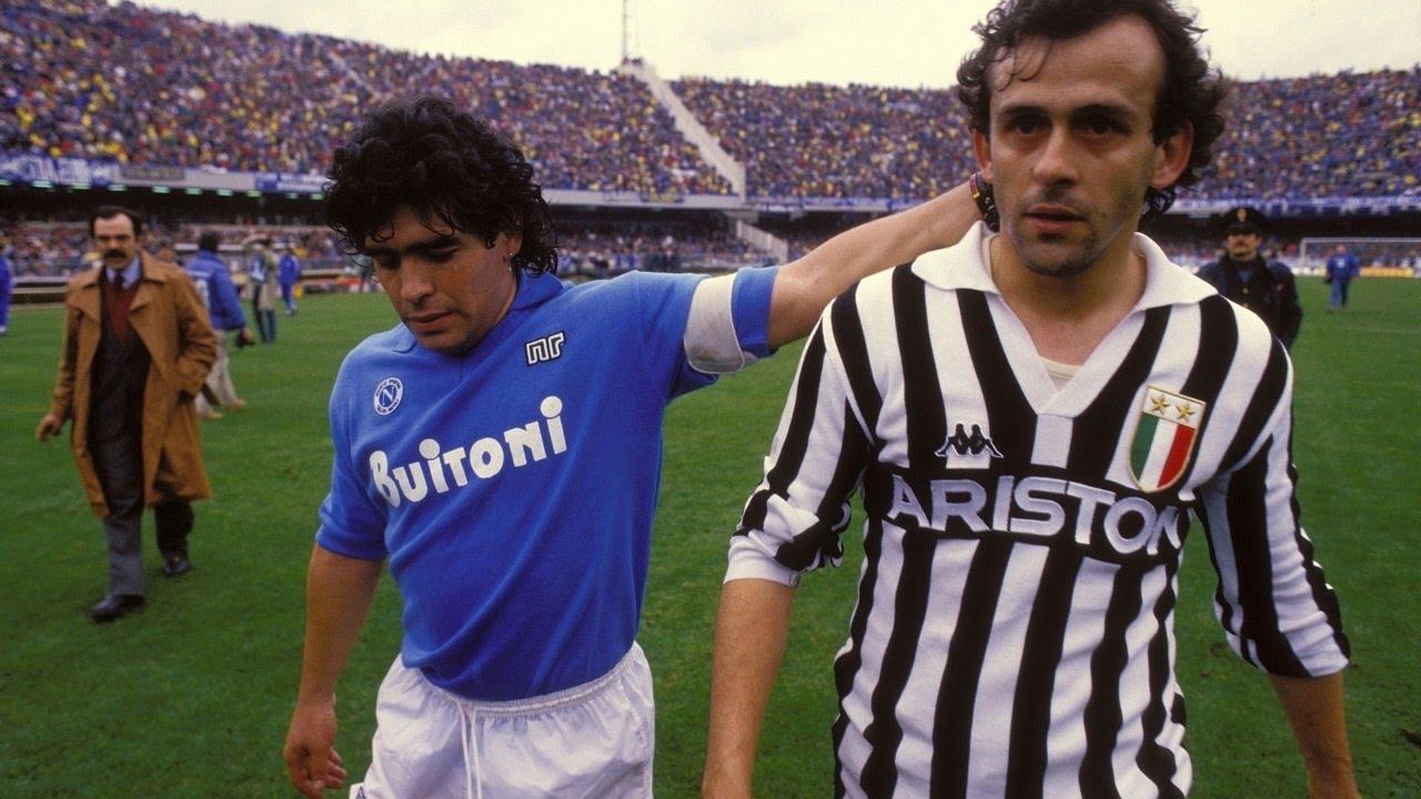 Juventus Story Michel Platini