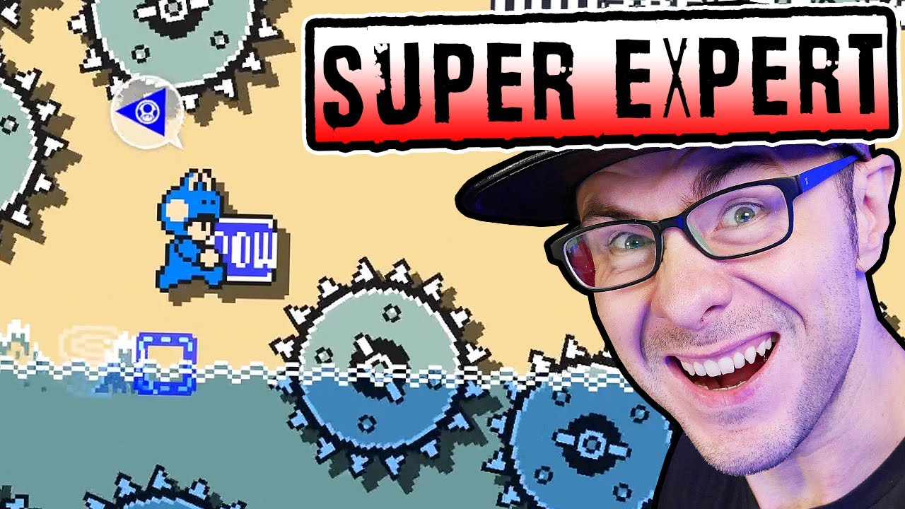 Is This a MARIO MAKER MIRACLE?! // Endless Super Expert No Skip [#15]