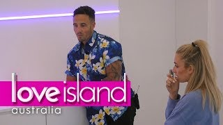 Cassidy confronts Grant and Tayla | Love Island Australia 2018