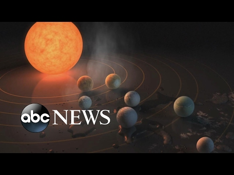 7 potentially habitable exoplanets discovered
