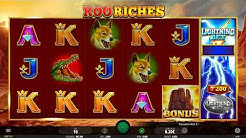 🦌Roo Riches New Slot - Free Spins & ⚡Lightning Bet | iSoftBet | 24Bettle