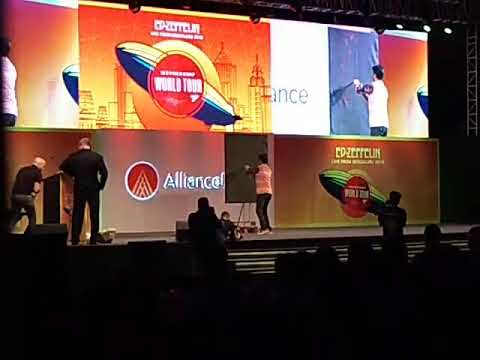 Fastest painter in the world (organised by ALLIANCE DATA COMPANY)