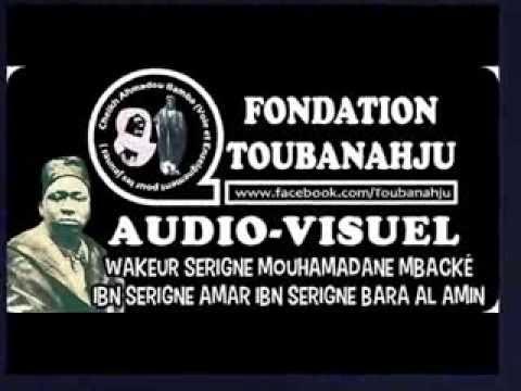 Wolofal Sante Serigne Touba By Fondation Toubanahju