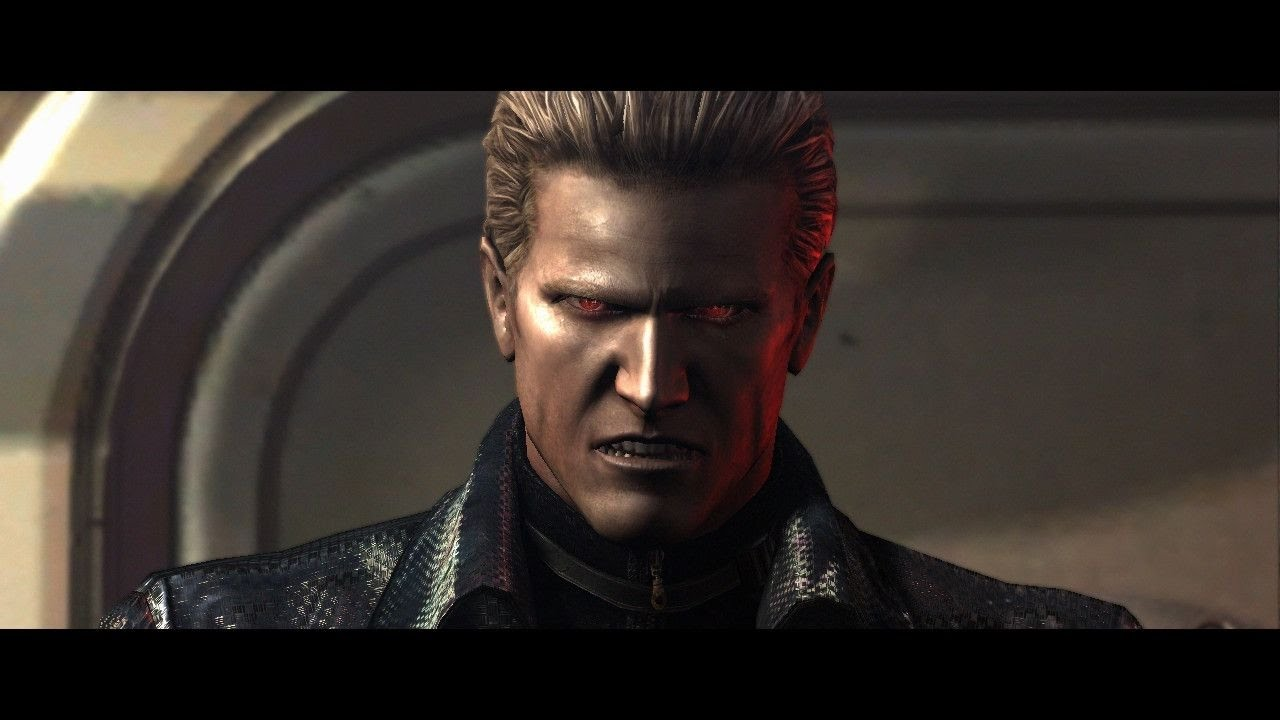 Resident Evil 5 Wesker Quick Time Event Deaths Youtube