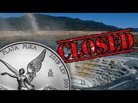 MASSIVE Mexican Silver Mine SHUT DOWN! How Will This Affect Silver Prices?