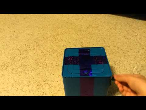 Five Nights at Freddys Puppet  Box